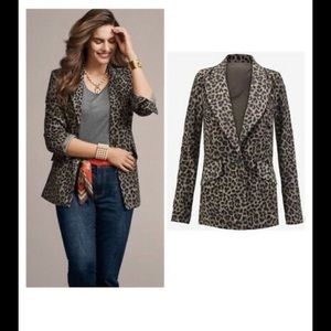 Cabi Jungle Blazer